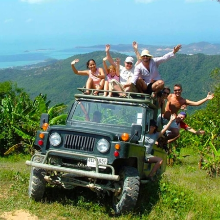 just jungle eco tour without animal shows