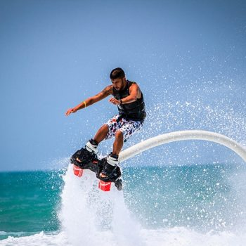 Extreme Watersports with Flyboarding Pack of 4