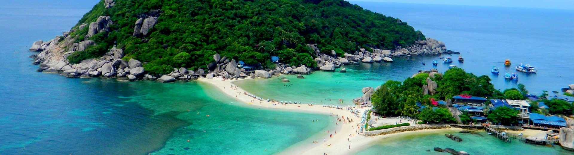 One day tour to Koh Tao by speed boat - Koh Samui Tours