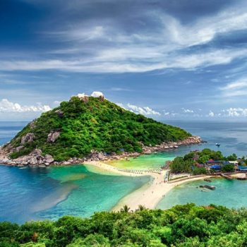 One Day Speed Boat tour to Koh Tao