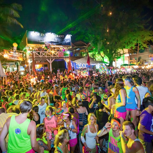 full moon party 2016 tours
