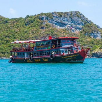 One Day Big Boat Tour Around Koh Samui