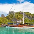angthong marine park tour by junk boat